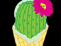 Prickly Ice Cream