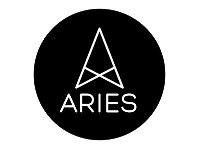Aries Woodworking logodesign aries logo
