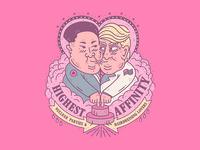 Highest Affinity