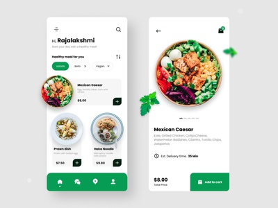 Food delivery app concept minimalism modern food delivery app food delivery service food delivery delivery food flat colours minimal ui ux typography branding practicing design