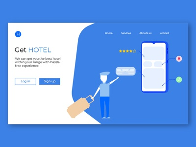 #015 Website for hotel