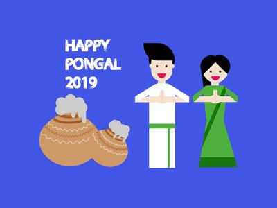 Happy Pongal 2019