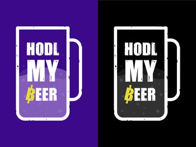 HODL my beer!