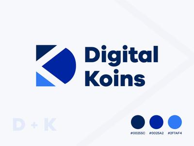 Digital Koins logo