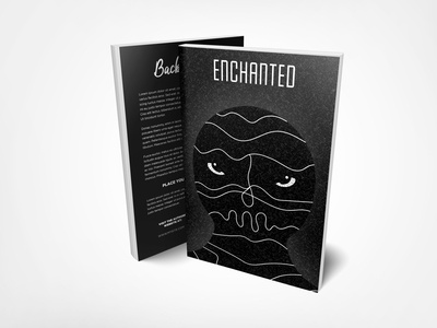 Enchanted - Book cover design