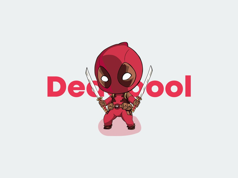 Deadpool graphics design cool design vector adobe illustrator adobe ilustrator character marvel comics mcu marvelcomics marvel avengers art illustraion illustrator deadpool