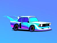 1977 Group 5 BMW 320
