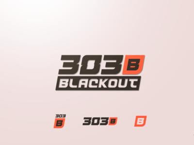 303 Blackout Logo