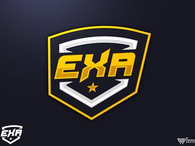 EXA Badge