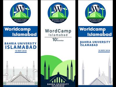 Wordcamp Standee