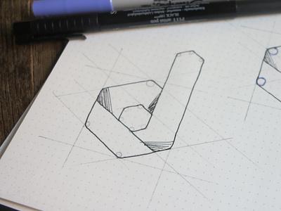Branding Logo design logo mixpanel