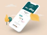 Mobile App ui mobile app