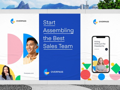 Billboard Design billboard saas marketplace sales identity branding