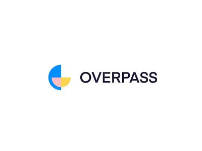 Overpass Case Study saas branding case study homepage