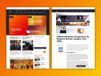 Designing News (DevMag)