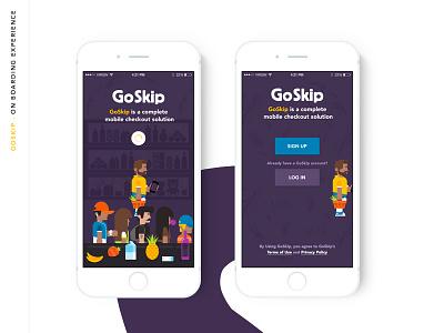 Food ios9 ios8 App  illustration ios app