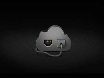 Cloud icon for the Pokki Game Developer Contest cloud icon dark pokki contest