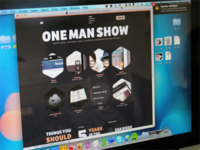 New Homepage Portfolio design !