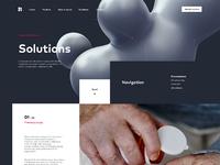 Resolute design by studio voila