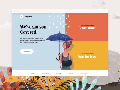 Homepage for a Saas, Healthcare startup landing page saas homepage healthcare