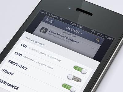 IOS iPhone app design concept   modal windows list white timeline navigation nav bar app iphone ios modal window modal