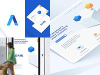 Branding for a Blockchain/Fintech startup