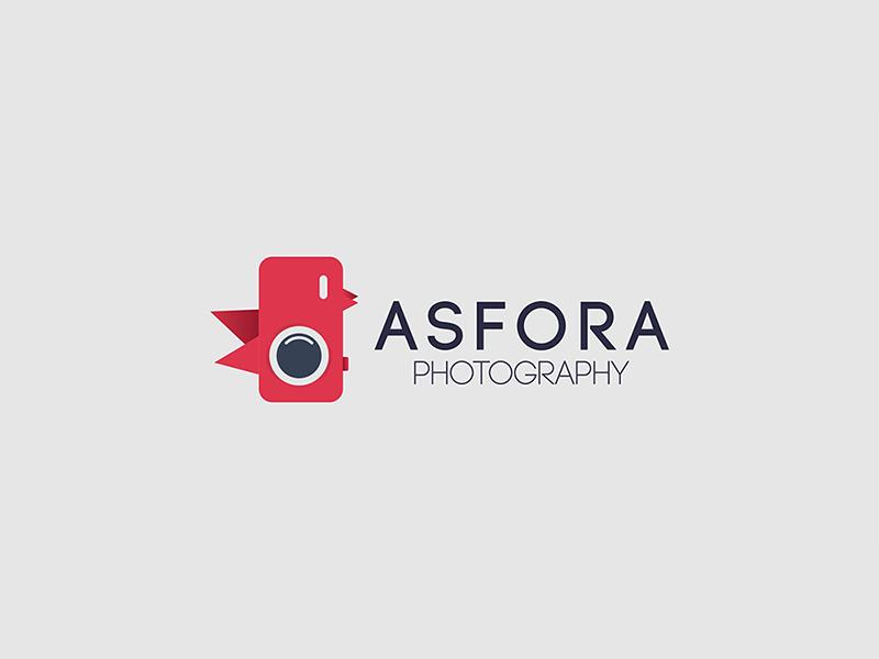 Asfora Photography logo photography