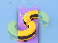 3d art Design