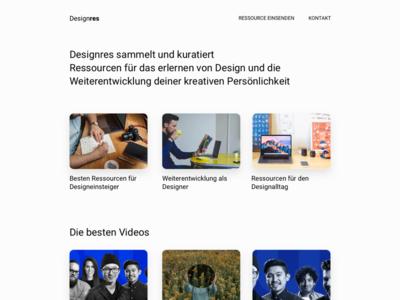 Designres webapp designer app webdesigner web dailyuichallenge dailyui webdesign ux ui design