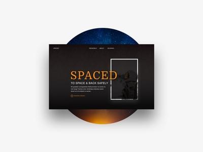 Spaced webseiten challengenge