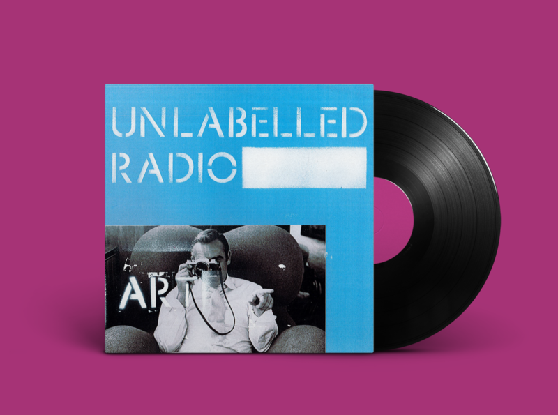Vinyl record - Unlabelled Radio