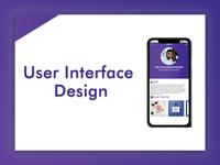 User Profile - User Interface Design