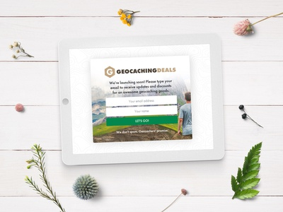 Geocaching Deals: sign in for updates and discounts