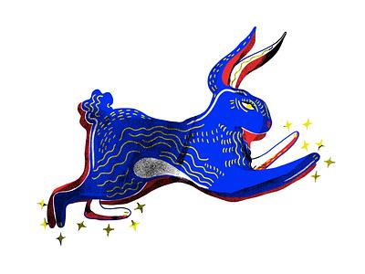 Lucky Bun illustration