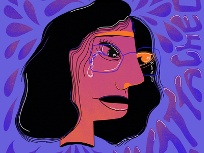 january illustration