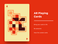 AR Playing Card