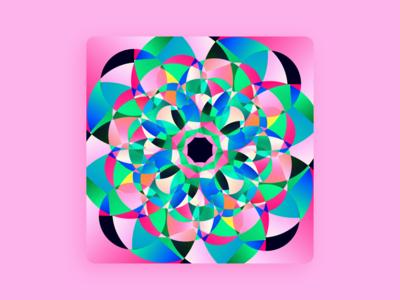 Poppy Pink Prism