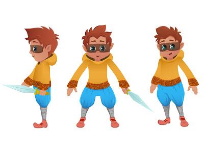 the Agile Character design ai creative 2d art character illustraion vector illustrator motiongraphics illustration characterdesign