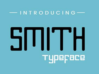 Smith Typeface fonts retro font logo design typeface fonts collection font design font lettering font bundle