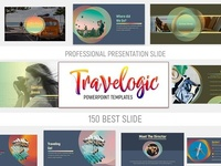 Travelogic Powerpoint Templates