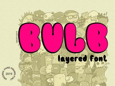 Bulb Font