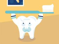 more incisor