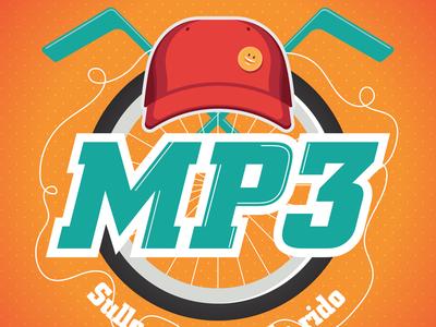 Mp3 mp3 wheel. hockey cover book
