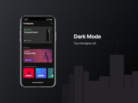 PoseHack - Dark Mode