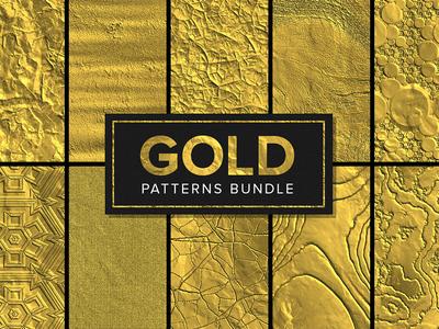 Elegant Gold Pattern Collection