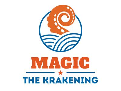 Magic The Krakening Final Logo