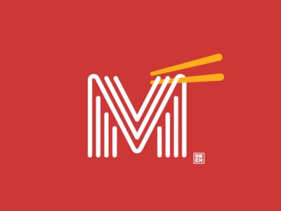 Mimamami artwork typography rounded branding simple design vector adobe illustrator illustration logo