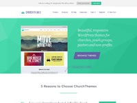 Churchthemes full homepage