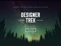 Designer Trek design