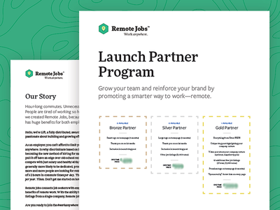 Remote Jobs Launch Partner Program print design typekit more pro typography branding distributed teams work remotely remote work remote jobs